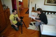 Behind The Scenes: Daniel Fischer, Oliver Jungwirth