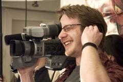 Behind The Scenes: Filming.