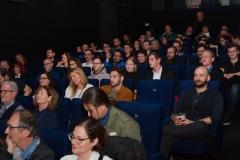 Das erwartungsvolle Publikum